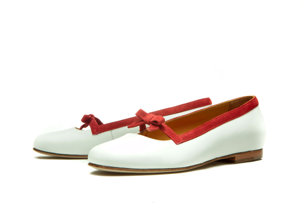 New Audrey White Espadrilles Free shipping