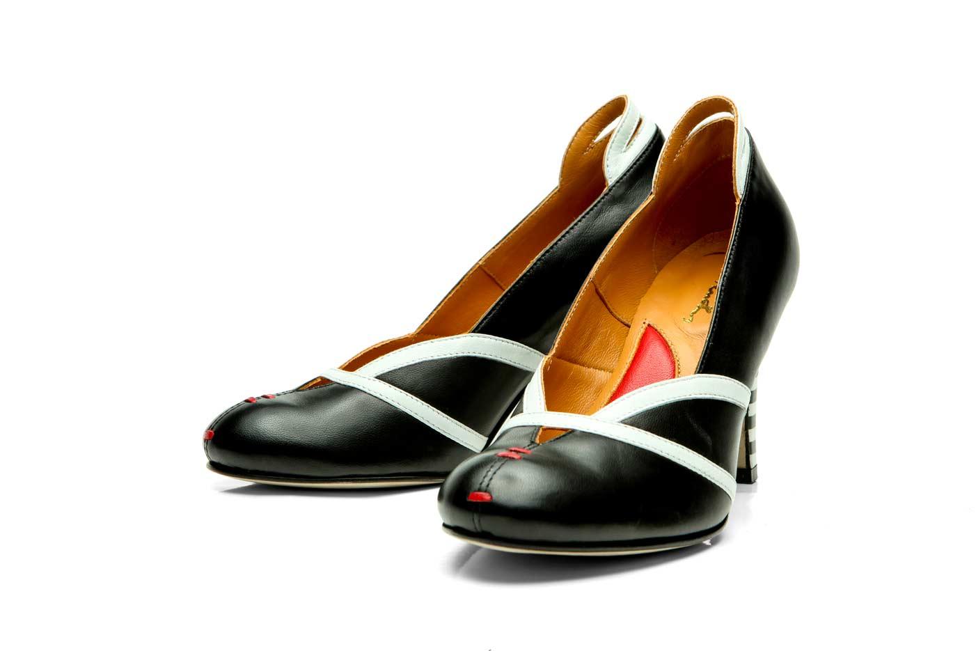 Black heels | Official Milenika shoes