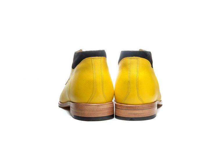 Handmade Womens Shoes Blue Peep Toe High Heel Sandals With T-Bar Strap