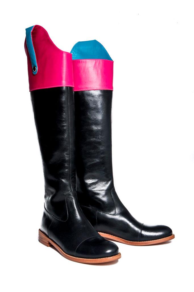 Womens knee high boots | Handmade