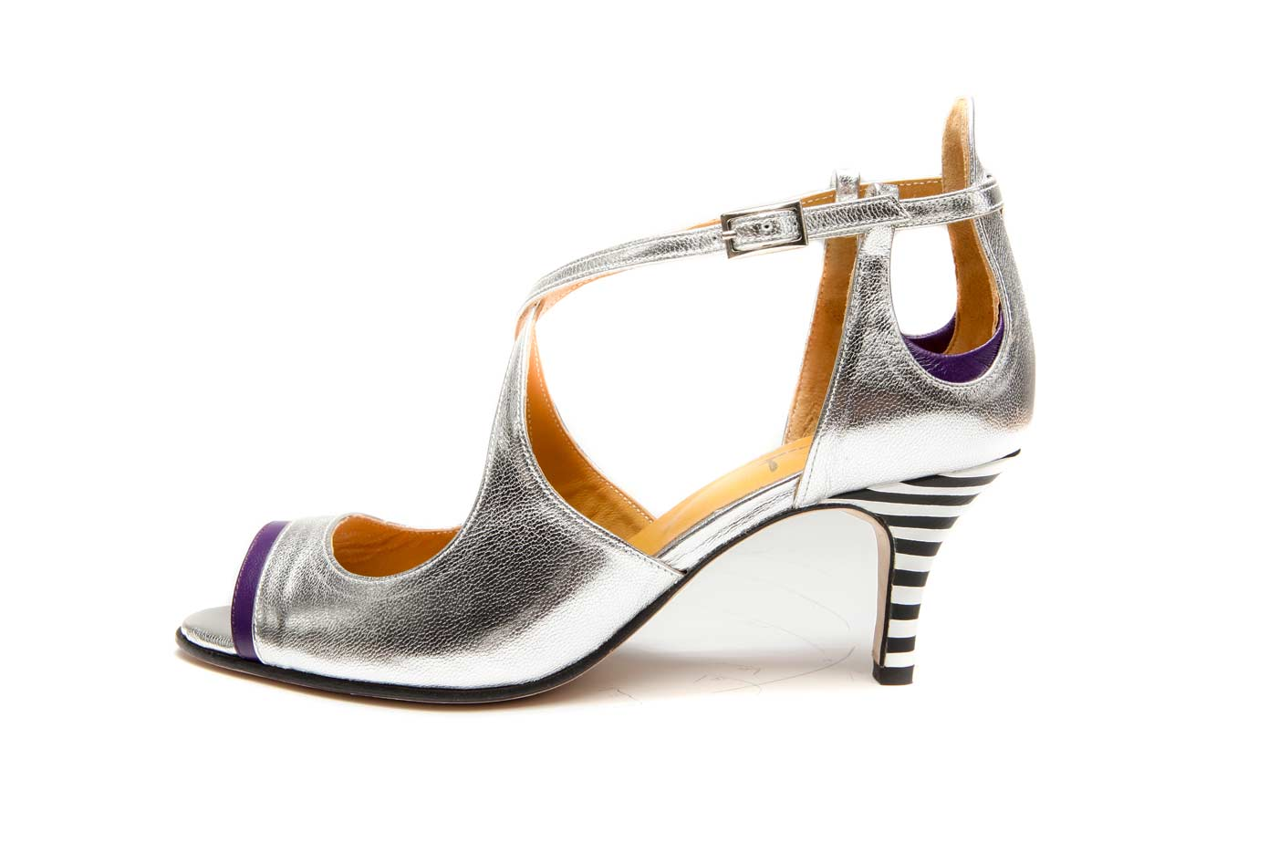 designer mid heels