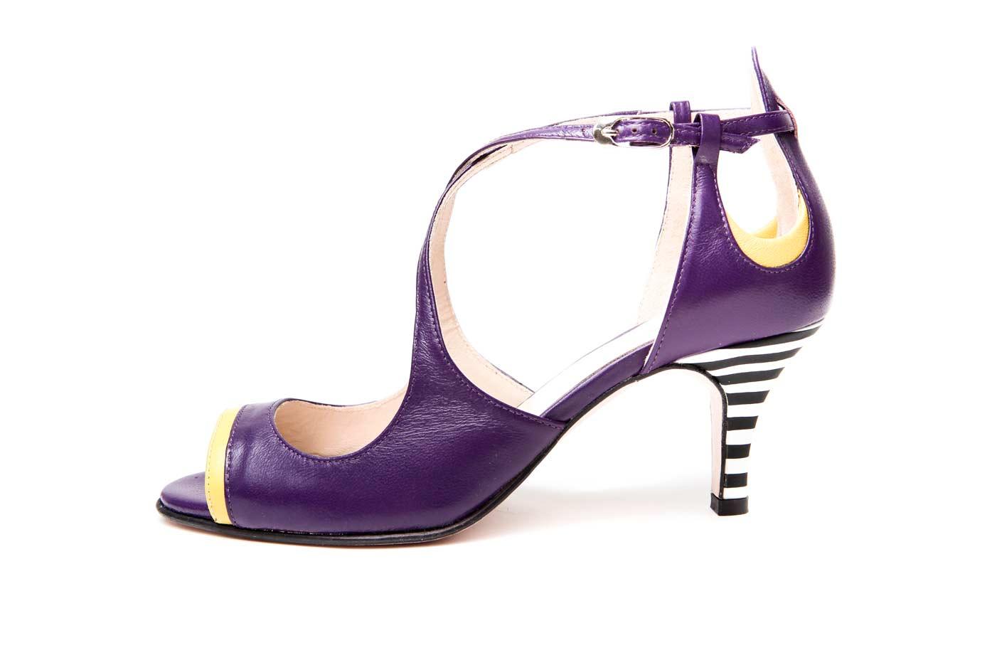 Womens purple sandals | Official