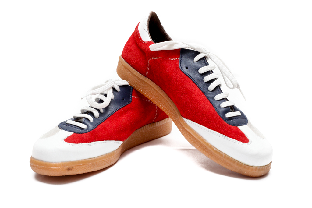 Retro sneakers   Handmade with style